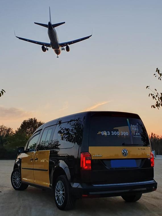 Barcelona Taxi